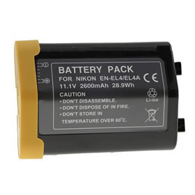 Digital SLR Camera Battery for Nikon D3S
